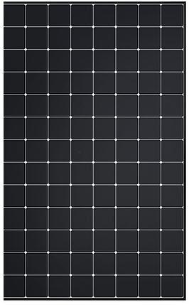 SunPower Mazeon 3 solar power panel with Maxeon cells
